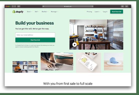 Shopify   Relevant Audience Digital Agencies in Bangkok
