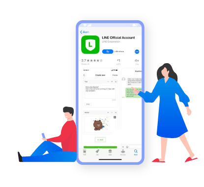 Line Ads | Relevant Audience Digital Agency in Bangkok