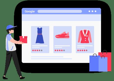 Google Shoping | Relevant Audience Digital Agency in Bangkok