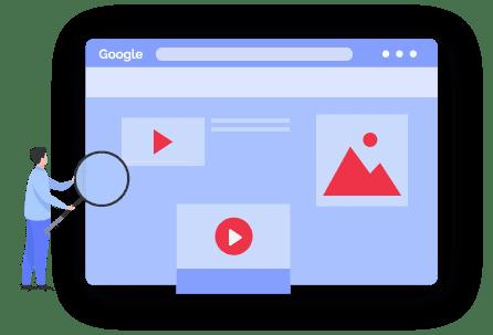 บริการโฆษณา Google Display | Relevant Audience Digital Agency in Bangkok.